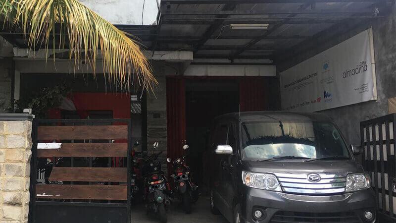 Kantor PT Lumbung Madina Tama